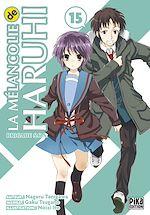 Téléchargez le livre :  La Mélancolie de Haruhi T15