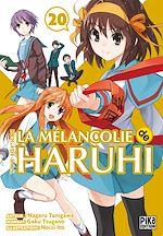Téléchargez le livre :  La Mélancolie de Haruhi T20