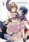 Télécharger le livre :  Shinobi Quartet T01