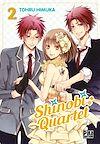 Shinobi Quartet T02 | Himuka, Tohru