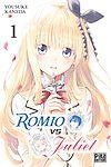 Télécharger le livre :  Romio vs Juliet T01