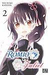 Télécharger le livre :  Romio vs Juliet T02