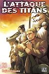 Télécharger le livre :  L'Attaque des Titans T23