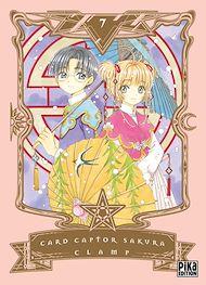 Téléchargez le livre :  Card Captor Sakura T07