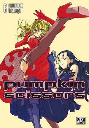 Pumpkin Scissors T06