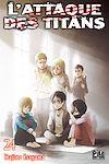 Télécharger le livre :  L'Attaque des Titans T24