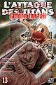Télécharger le livre : L'Attaque des Titans - Before the Fall T13