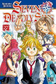 Téléchargez le livre :  Seven Deadly Sins T27