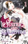 Sister and Vampire T01 | Akatsuki,