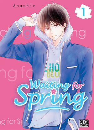 Waiting for Spring T01 | ANASHIN, . Auteur