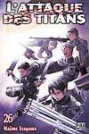 Télécharger le livre :  L'Attaque des Titans T26