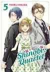 Télécharger le livre :  Shinobi Quartet T05