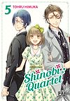 Shinobi Quartet T05 | Himuka, Tohru