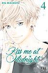 Télécharger le livre :  Kiss me at Midnight T04