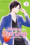 Waiting for spring T03 | ANASHIN,