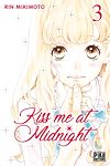 Kiss me at Midnight T03 | Mikimoto, Rin