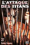 Télécharger le livre :  L'Attaque des Titans T27