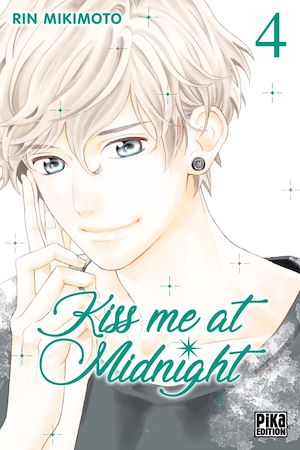 Kiss me at Midnight T04 | Mikimoto, Rin. Auteur