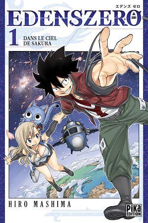 Edens Zero T01 | Mashima, Hiro. Auteur