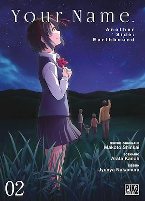 Your Name. Another Side : Earthbound T02 | Shinkai, Makoto. Auteur