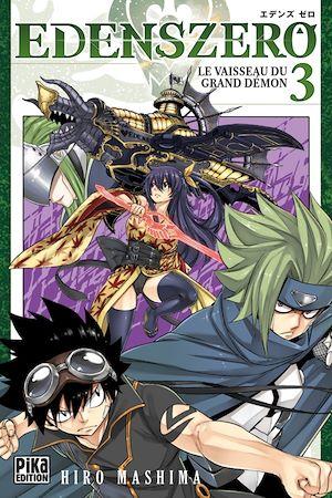 Edens Zero T03 | Mashima, Hiro. Auteur