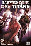 Télécharger le livre :  L'Attaque des Titans T28