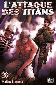 Téléchargez le livre :  L'Attaque des Titans T28