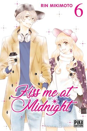 Kiss me at Midnight T06 | Mikimoto, Rin. Auteur