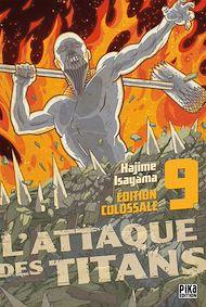Téléchargez le livre :  L'Attaque des Titans Edition Colossale T09