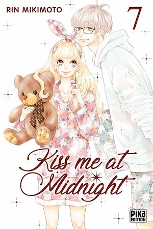 Kiss me at Midnight T07 | Mikimoto, Rin. Auteur