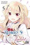 Télécharger le livre :  Romio vs Juliet T05