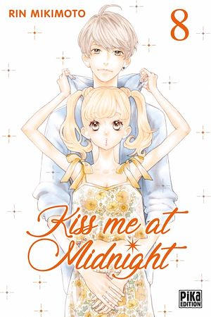 Kiss me at Midnight T08 | Mikimoto, Rin. Auteur