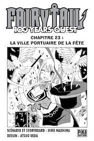 Téléchargez le livre :  Fairy Tail - 100 Years Quest Chapitre 023