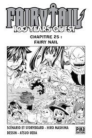 Téléchargez le livre :  Fairy Tail - 100 Years Quest Chapitre 025