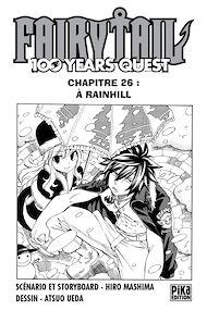 Téléchargez le livre :  Fairy Tail - 100 Years Quest Chapitre 026
