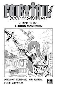Téléchargez le livre :  Fairy Tail - 100 Years Quest Chapitre 027