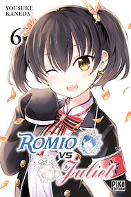 Téléchargez le livre :  Romio vs Juliet T06