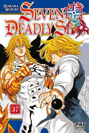 Téléchargez le livre :  Seven Deadly Sins T37