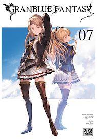 Téléchargez le livre :  Granblue Fantasy T07