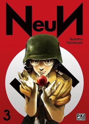 NeuN. Volume 3