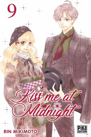 Kiss me at Midnight T09 | Mikimoto, Rin. Auteur