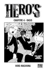 Téléchargez le livre :  Hero's Chapitre 4