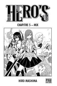 Téléchargez le livre :  Hero's Chapitre 5