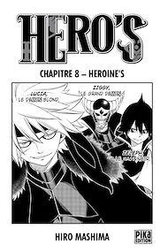 Téléchargez le livre :  Hero's Chapitre 8