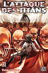 Télécharger le livre :  L'Attaque des Titans T31