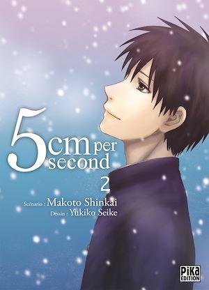 5cm per Second T02 | Seike, Yukiko. Auteur