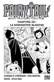 Téléchargez le livre :  Fairy Tail - 100 Years Quest Chapitre 028