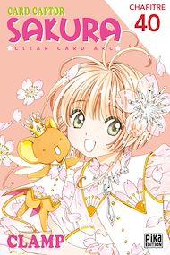 Téléchargez le livre :  Card Captor Sakura - Clear Card Arc Chapitre 40