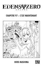 Téléchargez le livre :  Edens Zero Chapitre 097