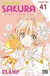 Télécharger le livre :  Card Captor Sakura - Clear Card Arc Chapitre 41